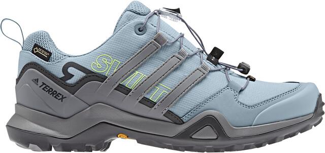 adidas TERREX Swift R2 GTX Shoes Women ash greygretwogresix